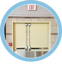 fire door inspection and repairs
