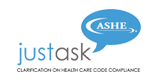 just ask logo