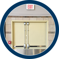 fire door inspections repairs for hospitals