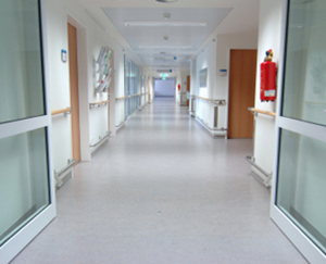 firestopping services for hospitals and assisted healthcare facilities